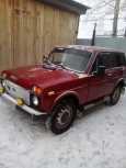 Лада 4x4 2121 Нива, 1983 год, 95 000 руб.