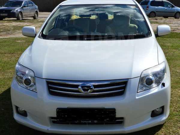 Toyota Corolla Axio, 2010 год, 600 000 руб.