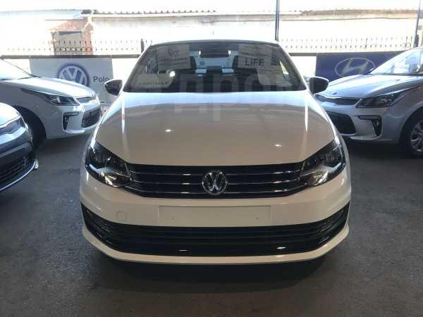 Volkswagen Polo, 2018 год, 783 000 руб.