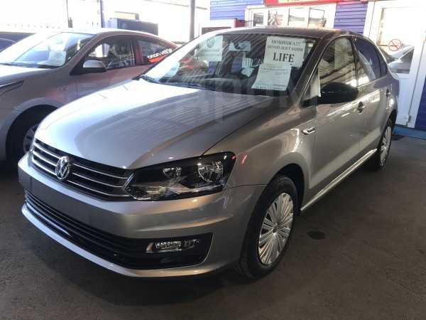 Volkswagen Polo, 2018 год, 748 000 руб.