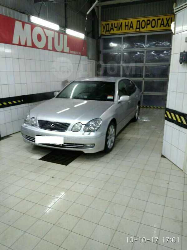 Lexus GS300, 1999 год, 380 000 руб.