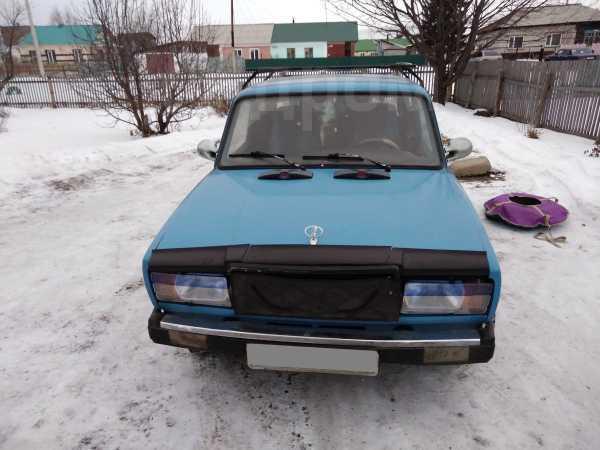 Лада 2107, 1990 год, 55 000 руб.