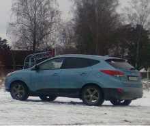 Смоленск Ай Икс 35 2013