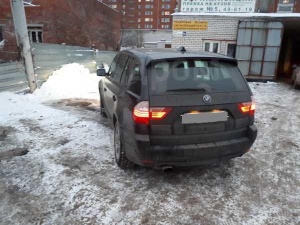 BMW X3, 2009 год, 720 000 руб.