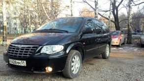 Chrysler Grand Voyager, 2006 г., Пермь