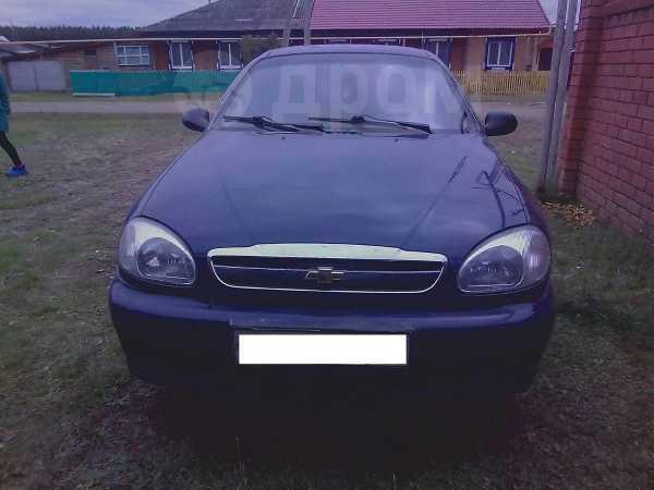 Chevrolet Lanos, 2007 год, 129 000 руб.