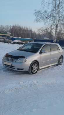 Новосибирск Аллекс 2001
