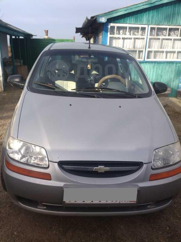 Chevrolet Aveo, 2004 год, 250 000 руб.