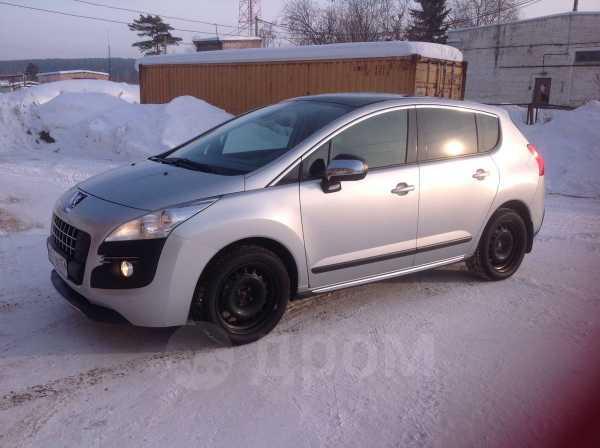 Peugeot 3008, 2010 год, 500 000 руб.