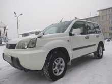 Красноярск Х-Трейл 2002