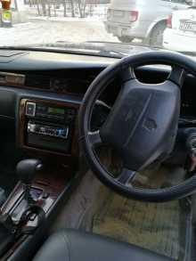 Спасск-Дальний Тойота Краун 1997