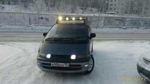 Новосибирск Эстима Люсида 1993