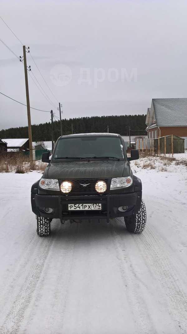 УАЗ Патриот Пикап, 2013 год, 499 000 руб.
