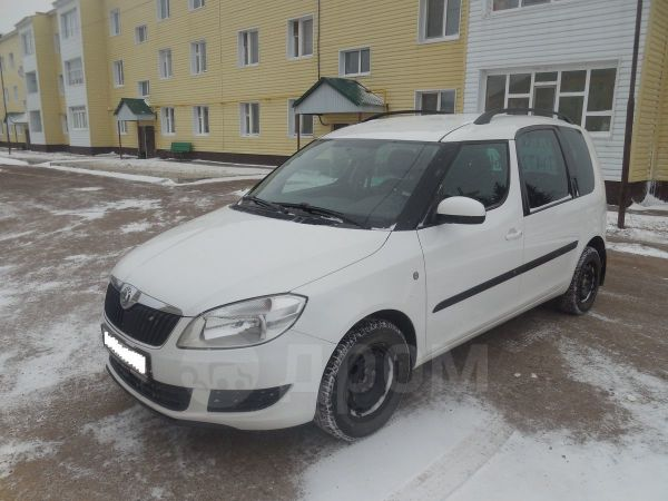 Skoda Roomster, 2012 год, 440 000 руб.