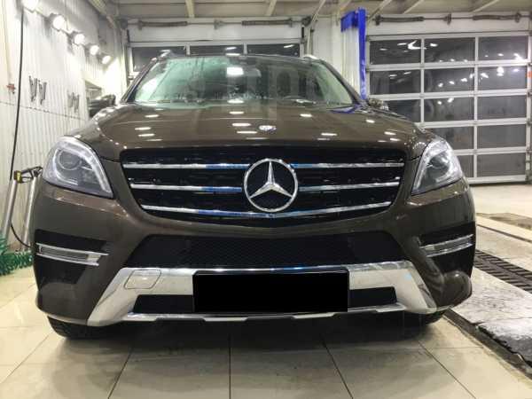 Mercedes-Benz M-Class, 2015 год, 2 950 000 руб.