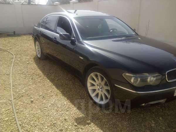 BMW 7-Series, 2004 год, 600 000 руб.