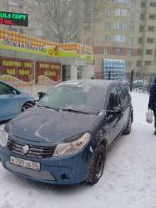 Омск Сандеро 2011