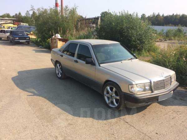 Mercedes-Benz 190, 1988 год, 145 000 руб.