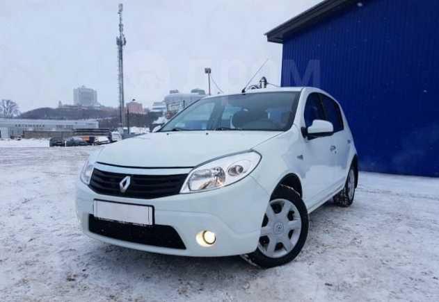 Renault Sandero, 2011 год, 343 000 руб.