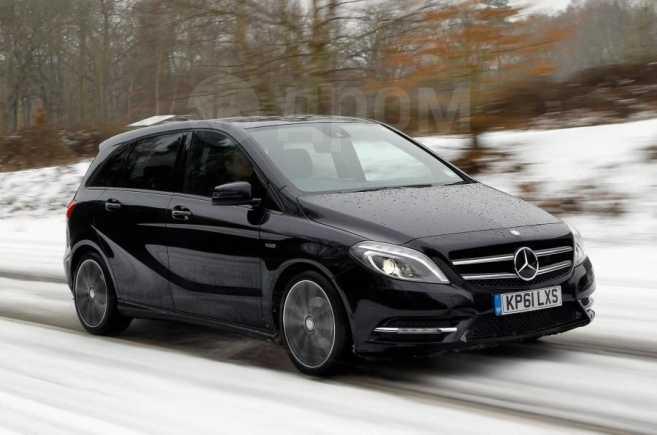 Mercedes-Benz B-Class, 2013 год, 870 000 руб.