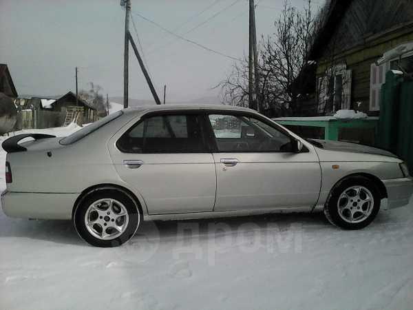 Nissan Bluebird, 1996 год, 140 000 руб.