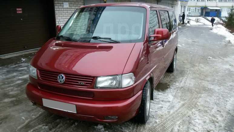 Volkswagen Multivan, 2002 год, 715 000 руб.