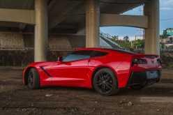 Иркутск Corvette 2014