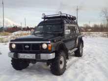 Петропавловск-Кам... Сафари 1993
