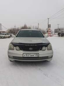 Иркутск Аристо 2001
