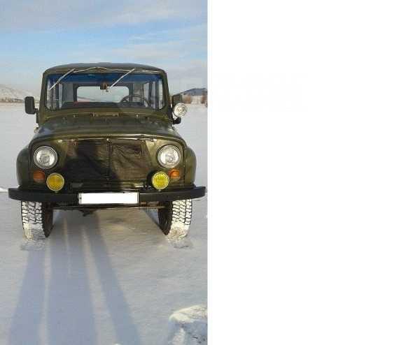 УАЗ 469, 1985 год, 188 000 руб.
