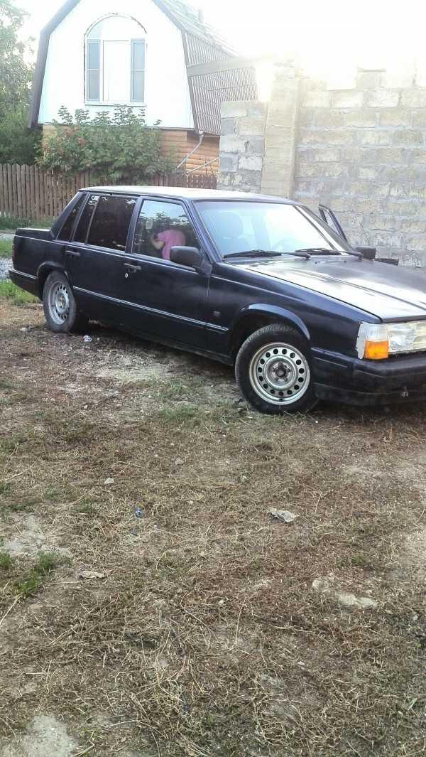 Volvo 740, 1991 год, 65 555 руб.