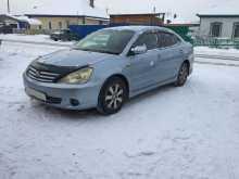 Черногорск Тойота Аллион 2002