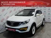 Нижневартовск Sportage 2012