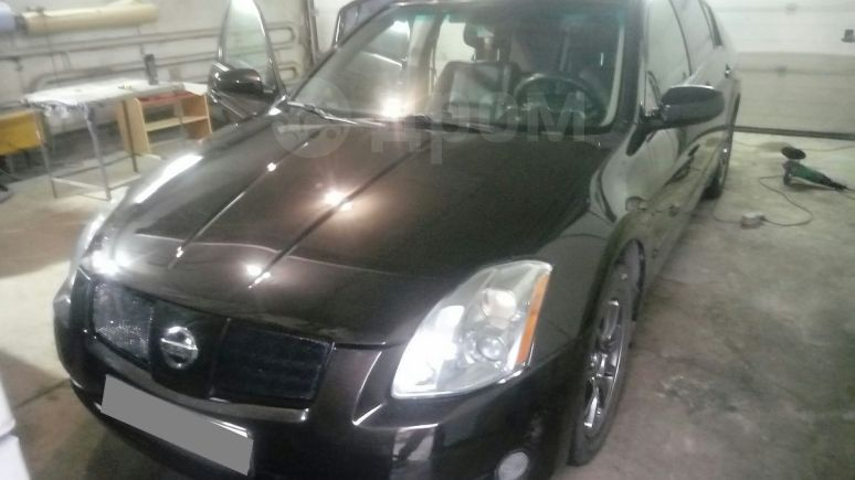 Nissan Maxima, 2003 год, 450 000 руб.