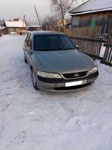 Томск Vectra 1996
