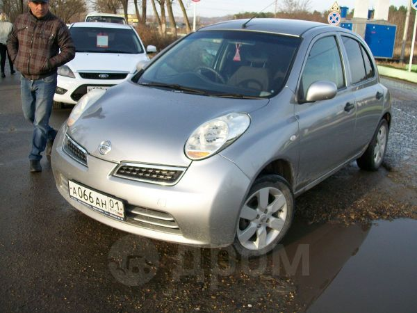 Nissan March, 2009 год, 320 000 руб.