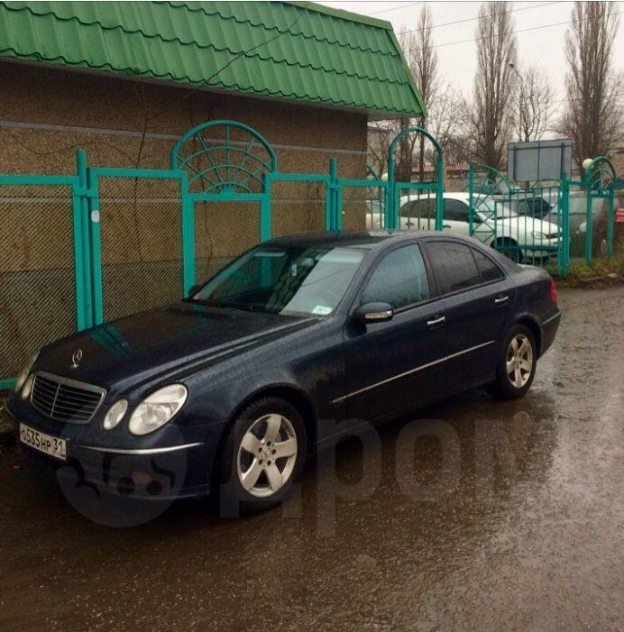 автосалон мерседес белгород
