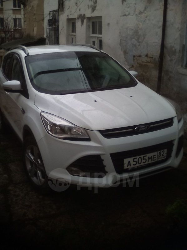 Ford Kuga, 2013 год, 1 000 000 руб.