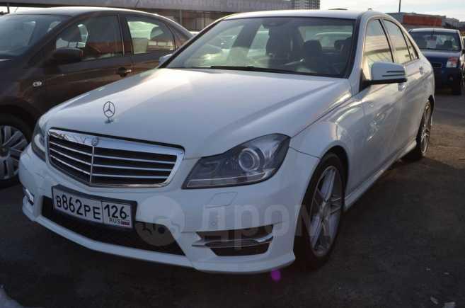 Mercedes-Benz C-Class, 2013 год, 885 000 руб.