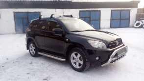 Кызыл Тойота РАВ4 2007