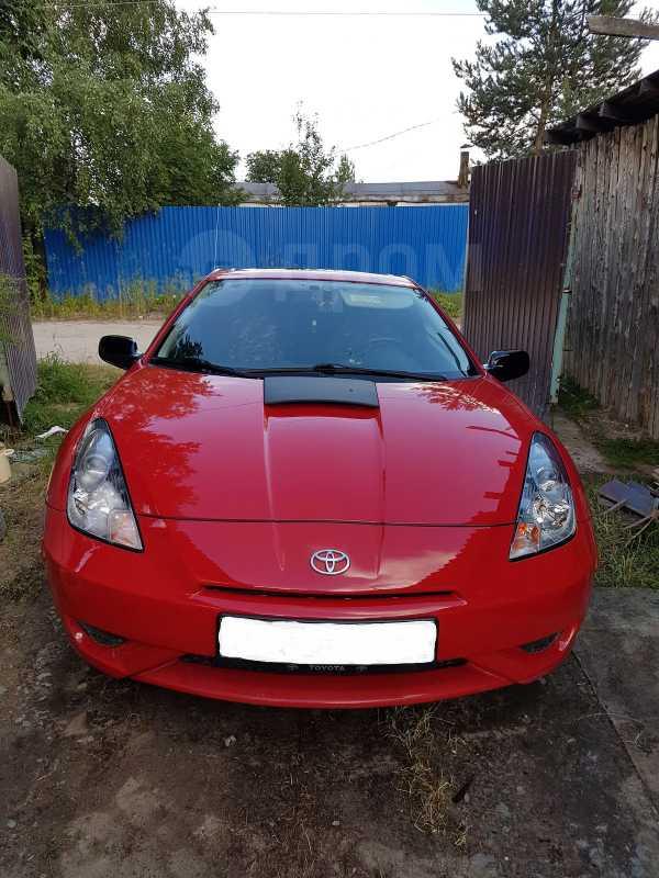 Toyota Celica, 2004 год, 540 000 руб.