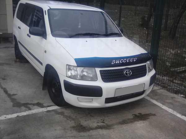 Toyota Succeed, 2006 год, 300 000 руб.