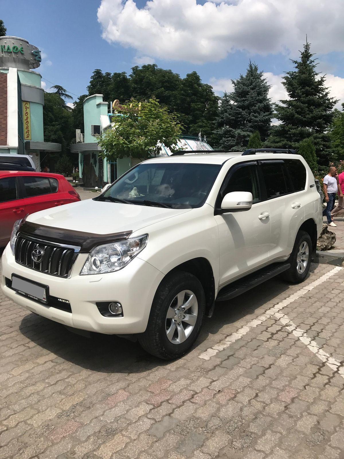 2012 Toyota Land Cruiser Prado 2 100 000