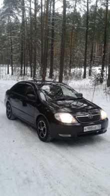 Томск Королла 2000