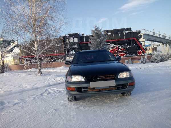 Toyota Caldina, 1996 год, 258 000 руб.