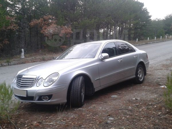 Mercedes-Benz E-Class, 2008 год, 820 000 руб.