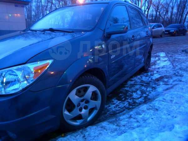 Pontiac Vibe, 2005 год, 415 000 руб.