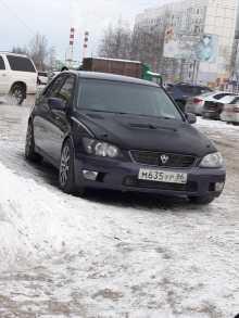 Нижневартовск Altezza 2002