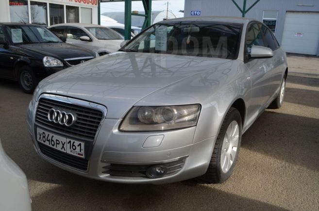 Audi A6, 2008 год, 490 000 руб.