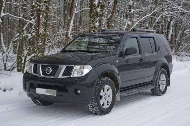 Nissan Pathfinder, 2005 год, 615 000 руб.